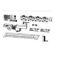 GU automatic Spare parts