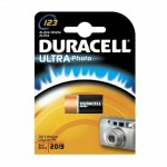 DURACELL ULTRA M3 PHOTO 123A BP1