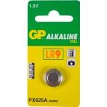 GP KNOOPCEL PX625A 1.5V LR9 (1ST)