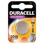 DURACELL DURACELL KNOOPCEL LITH DL2025 CR2025