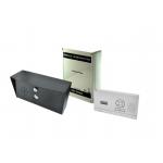 AES 603 DECT HF IMP PED DRAADLOZE INTERCOM (ZWART)