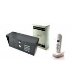 AES 603 DECT IMPK PED DRAADLOZE INTERCOM (ZWART)